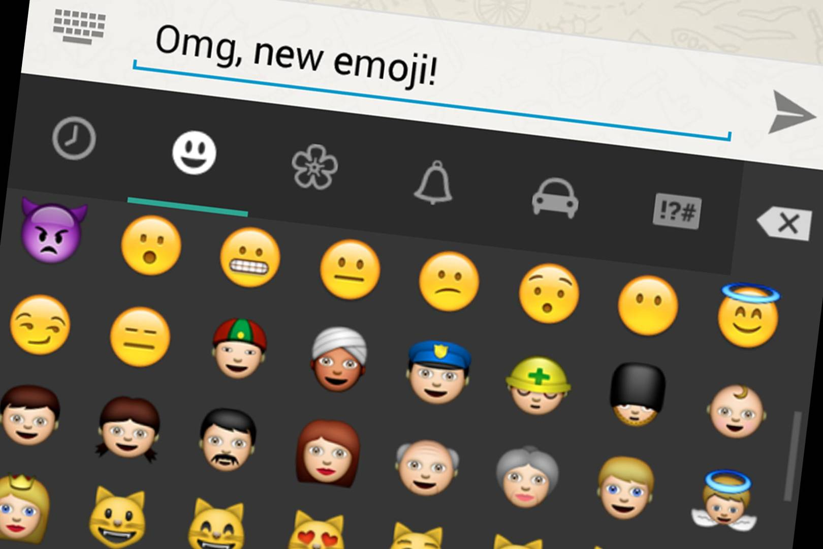 Vulcan Salute And Middle Finger Among New Emoji Wired Uk