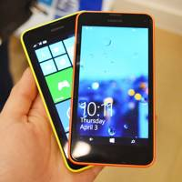 Nokia Lumia 635 and 630