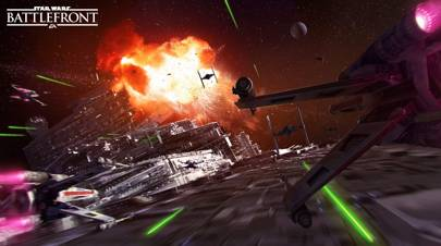 Although this screen is from Battlefront's Death Star Assault rather than the VR mission, if gives a decent non-VR impression of what to expect.