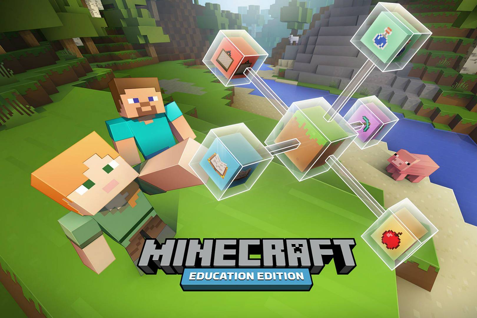 Minecraft Education Edition Is Available Now Wired Uk Clock Project