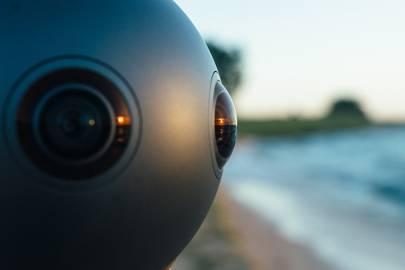 Nokia makes comeback with OZO virtual reality camera