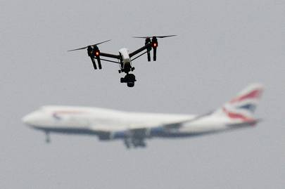 Why the Gatwick drones were so hard to stop | WIRED UK