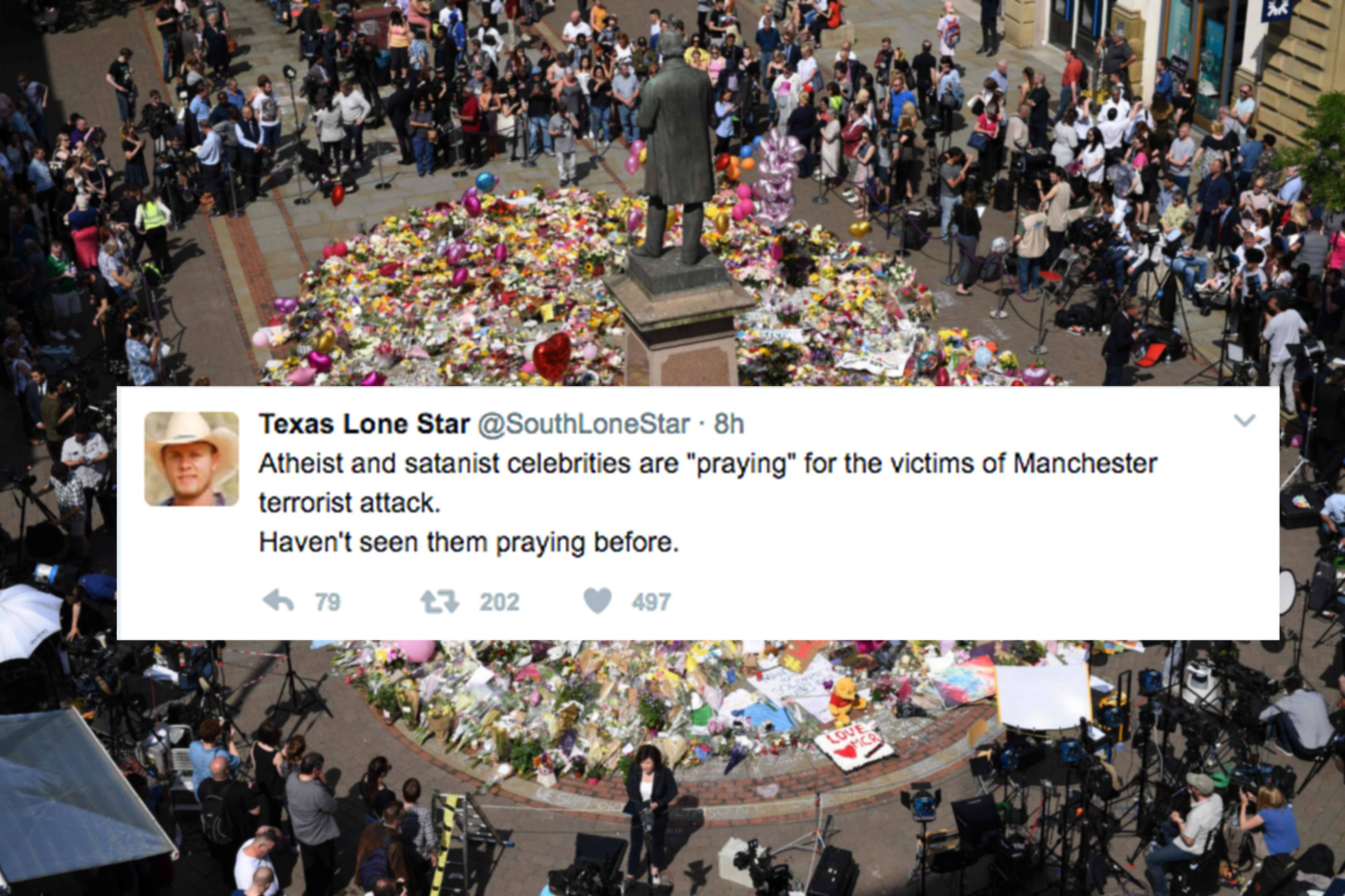 Russian trolls live-tweeted Manchester and London attacks | WIRED UK
