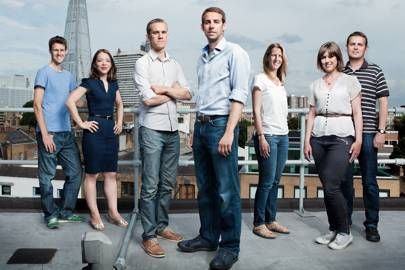 James Hay, Lucy Yu, Jon Reynolds, Ben Medlock, Caroline Gasperin, Ruth Barnett, James Clarke, all of SwiftKey
