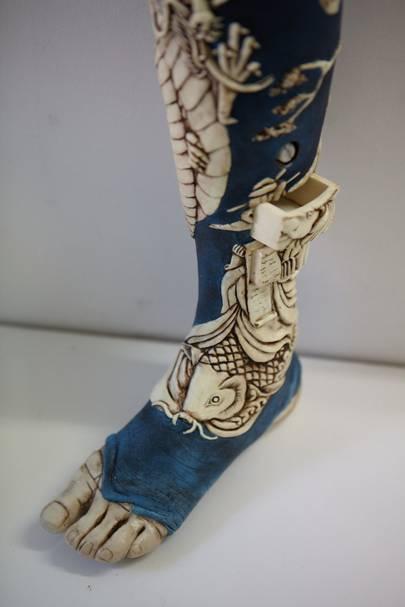 Flower Leg