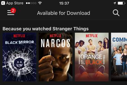 How To Download Netflix Shows On Ios And Android Wired Uk