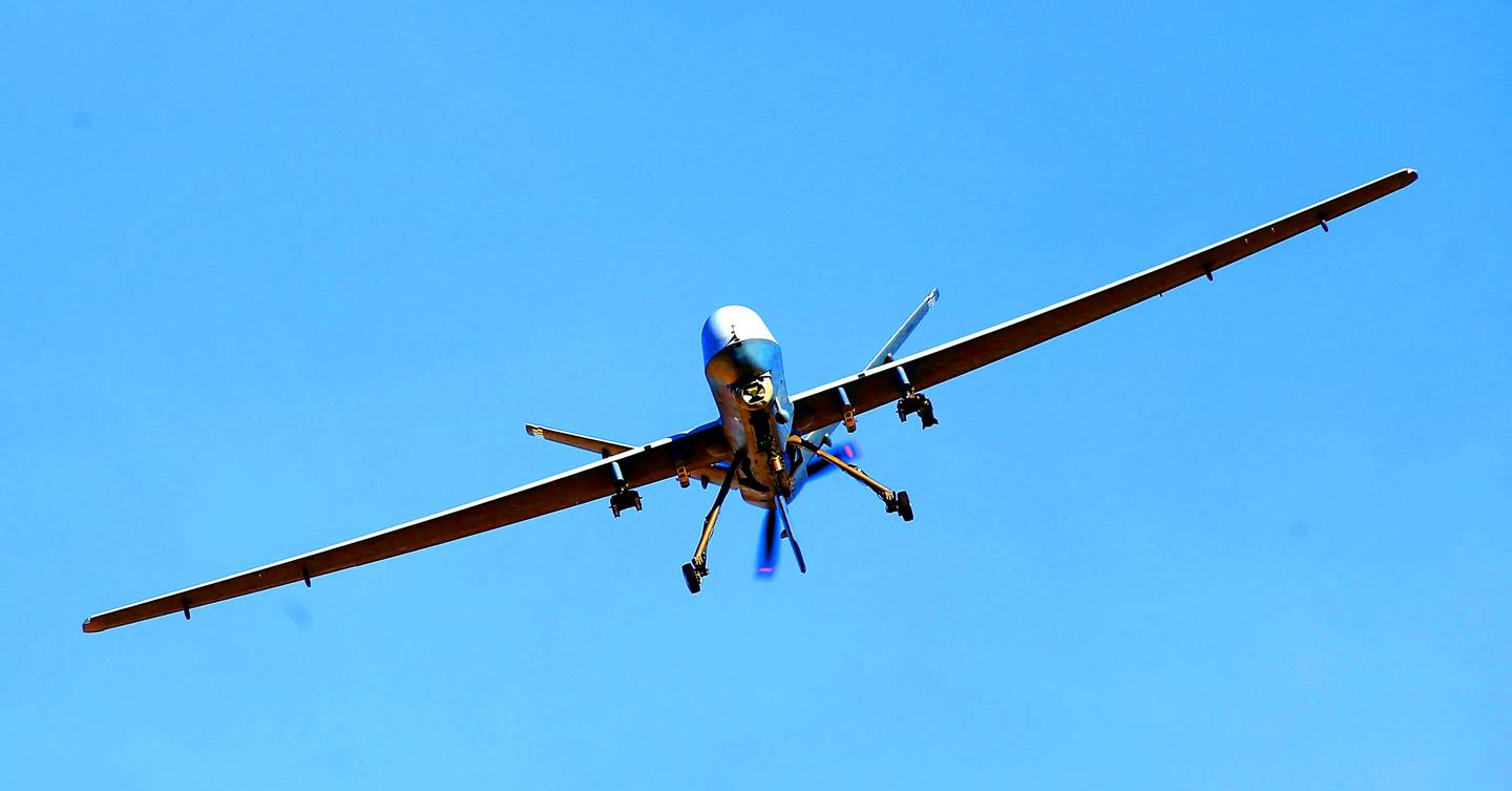 The UK is spending big on migrant-tracking drones to surveil the seas