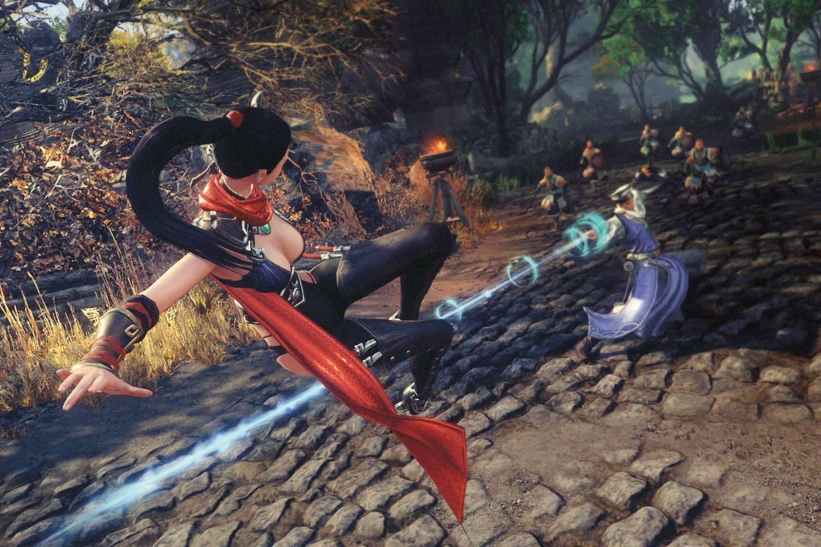 Crytek's game dev suite CryEngine V lets you set your own