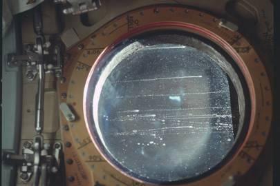 AS12-50-7369 - Apollo 12 Hasselblad image from film magazine 50Q - Orbital
