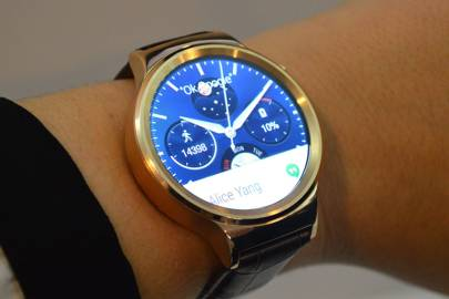 Huawei Watch is most gender-neutral Android Wear design yet