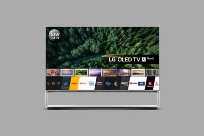 Descripción LG Z9 OLED 8K Televisor (OLED88Z9)