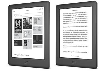 The Kobo Glo HD has a 300 pixels per inch screen, the same as Amazon's more expensive Kindle Voyage