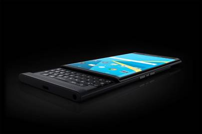 The Priv, BlackBerry's first Android phone