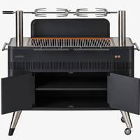 Everdure by Heston Blumenthal: HUB Charcoal BBQ