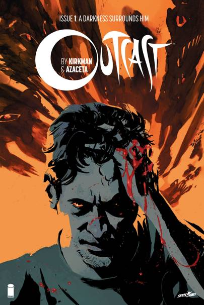 Walking Dead creator's 'Outcast' gets TV series