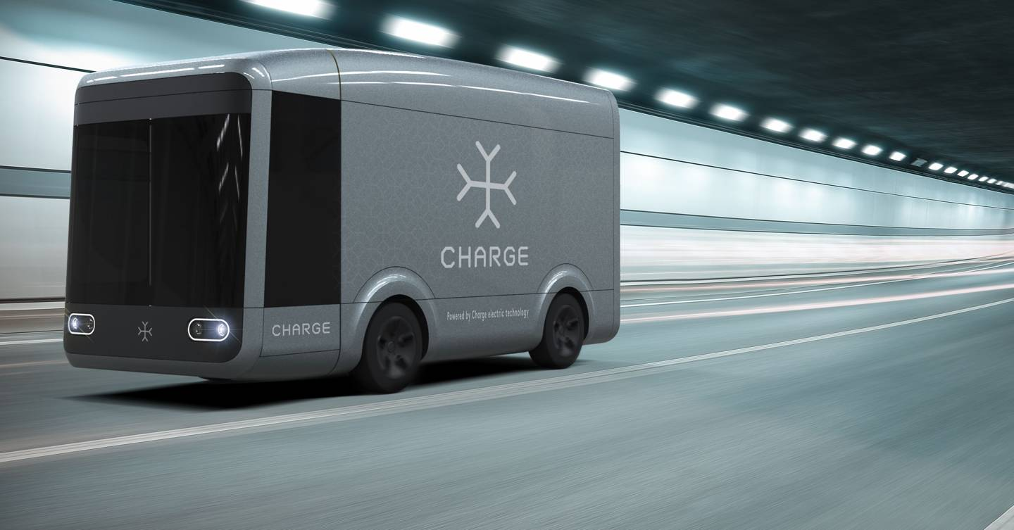 Charge reveals new electric truck that can be made in four ...