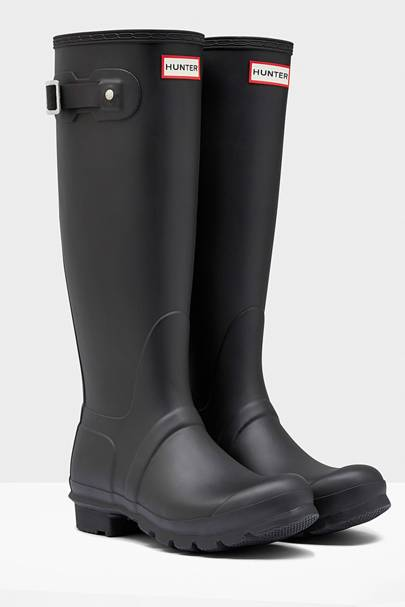 20. Wellington boots