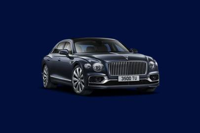 Bentley Flying Spur first drive: supercar meets champagne bar