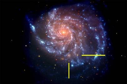 Supernova 'error' points to slower universe