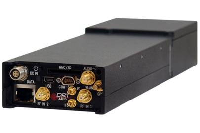 This small, low power multi-channel VHF/UHF receiver was one of the items listed in the catalogue