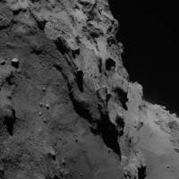 Comet 67P lobes