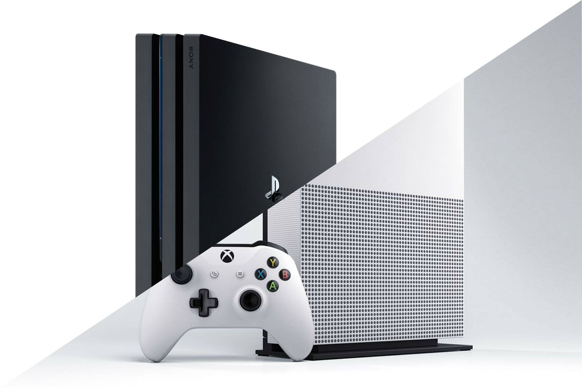 PS4 Pro vs Xbox One S - which is the best console | WIRED UK
