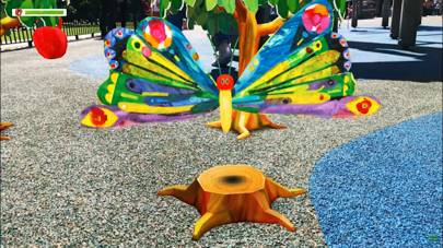 My Very Hungry Caterpillar AR is one of the first Apple ARKit apps coming to iOS11