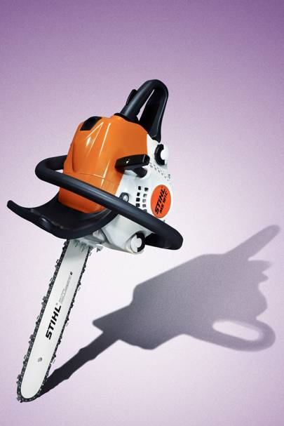 Powerful tree-feller: Stihl MS 880