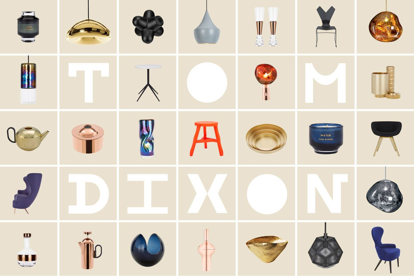 Tom Dixon On How He Came To Be One Of Britain S Best Known Designers Wired Uk