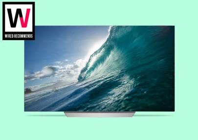 4K TV: LG OLED55C7