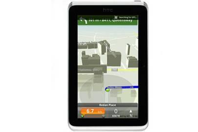 HTC locations app / HTC Flyer
