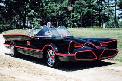 1966 -- Batman TV series