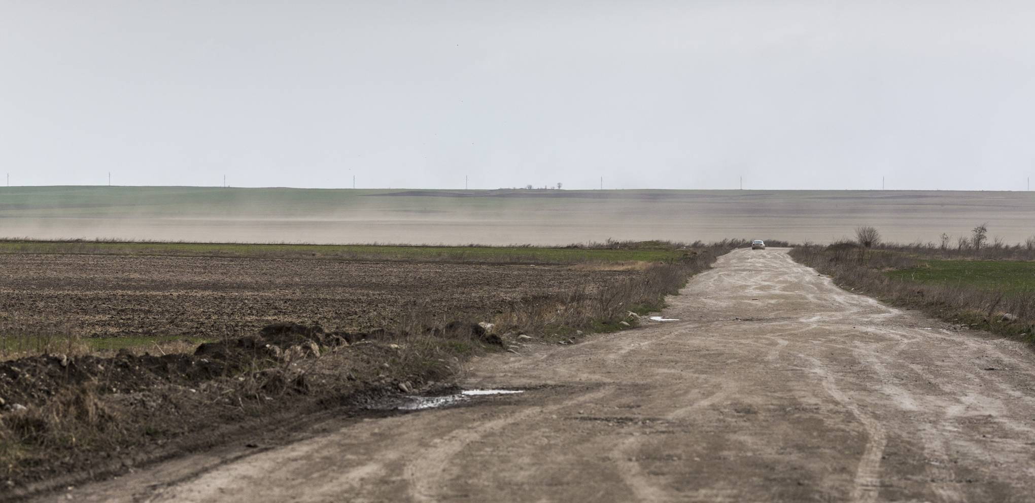 Climate change and intensive farming are destroying the soil | WIRED UK