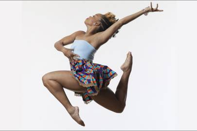 Camille A. Brown uses dance to tell stories from a black female perspective