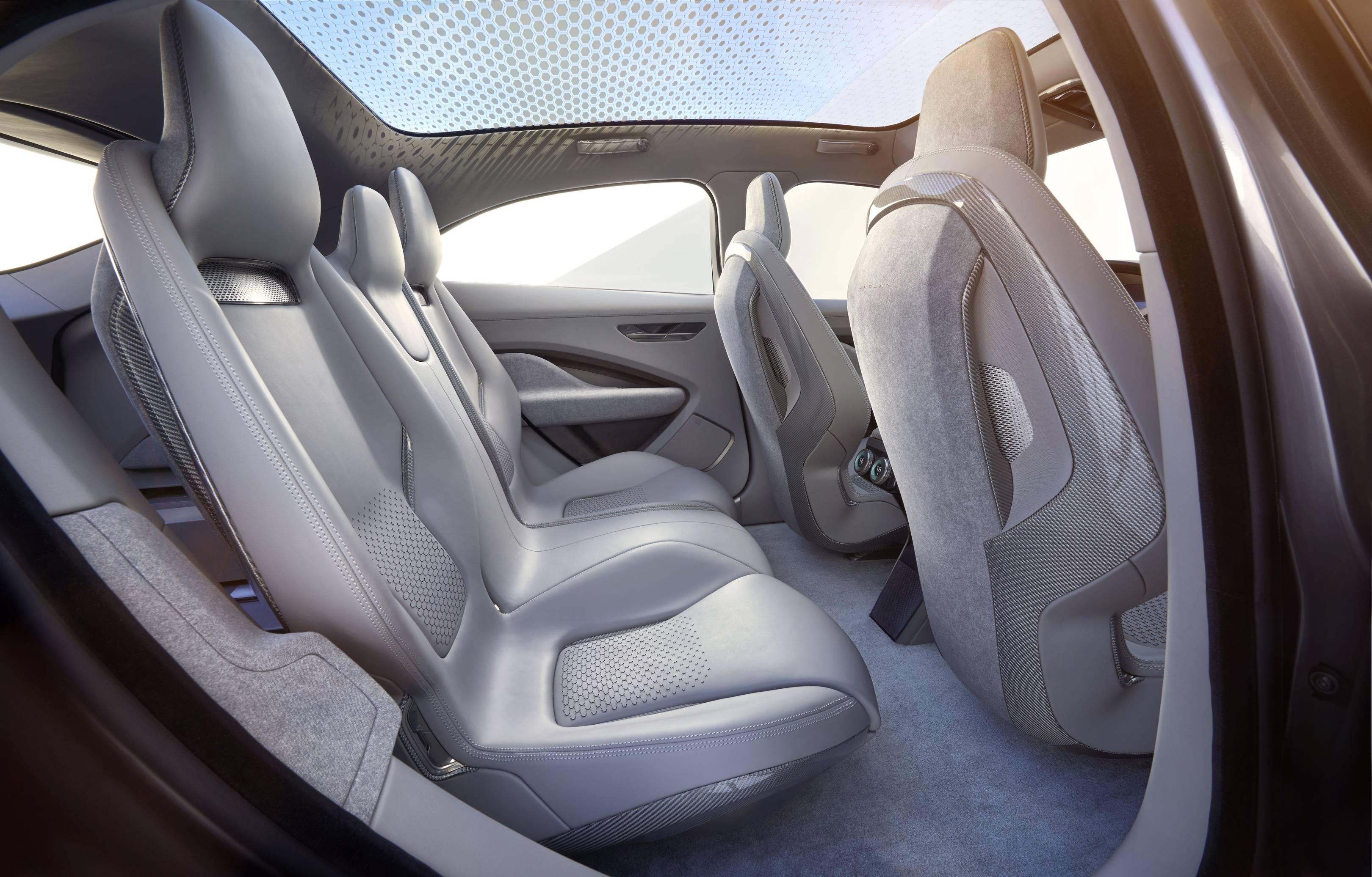 Jaguar Suv Interior Photos