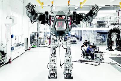 Meet Method-2, the Korean megabot straight out of sci-fi