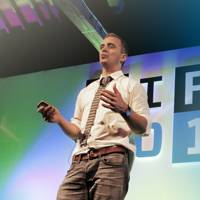 Ryan Weed at WIRED 2015