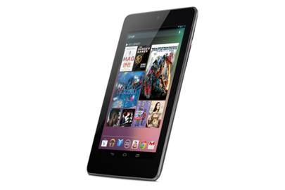 The Nexus 7