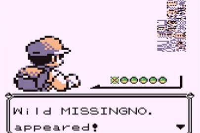 Missingno Pokémon can cause Sun and Moon glitch | WIRED UK