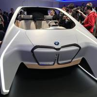 BMW and Intel's self-driving cars