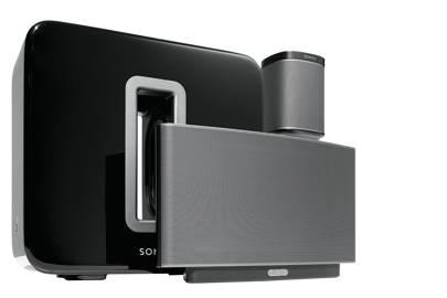 3. Home wireless sound system