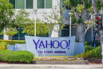Yahoo!'s headquarters in California. The company has allegedly been hit with a massive data breach of around several hundred million users' accounts