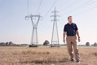 Maurizio Scaravaggi, Nur Energie's chief engineer