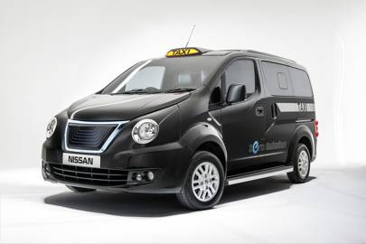 NV200 - Electric vehicle