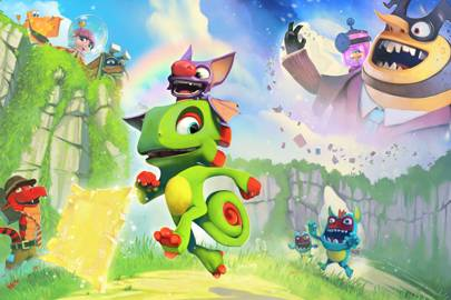 Multiplayer Modes For Yooka-Laylee Announced