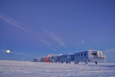 British Antarctic Survey's Halley VI