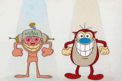 'NickToons' movie nabs 'Napoleon Dynamite' director