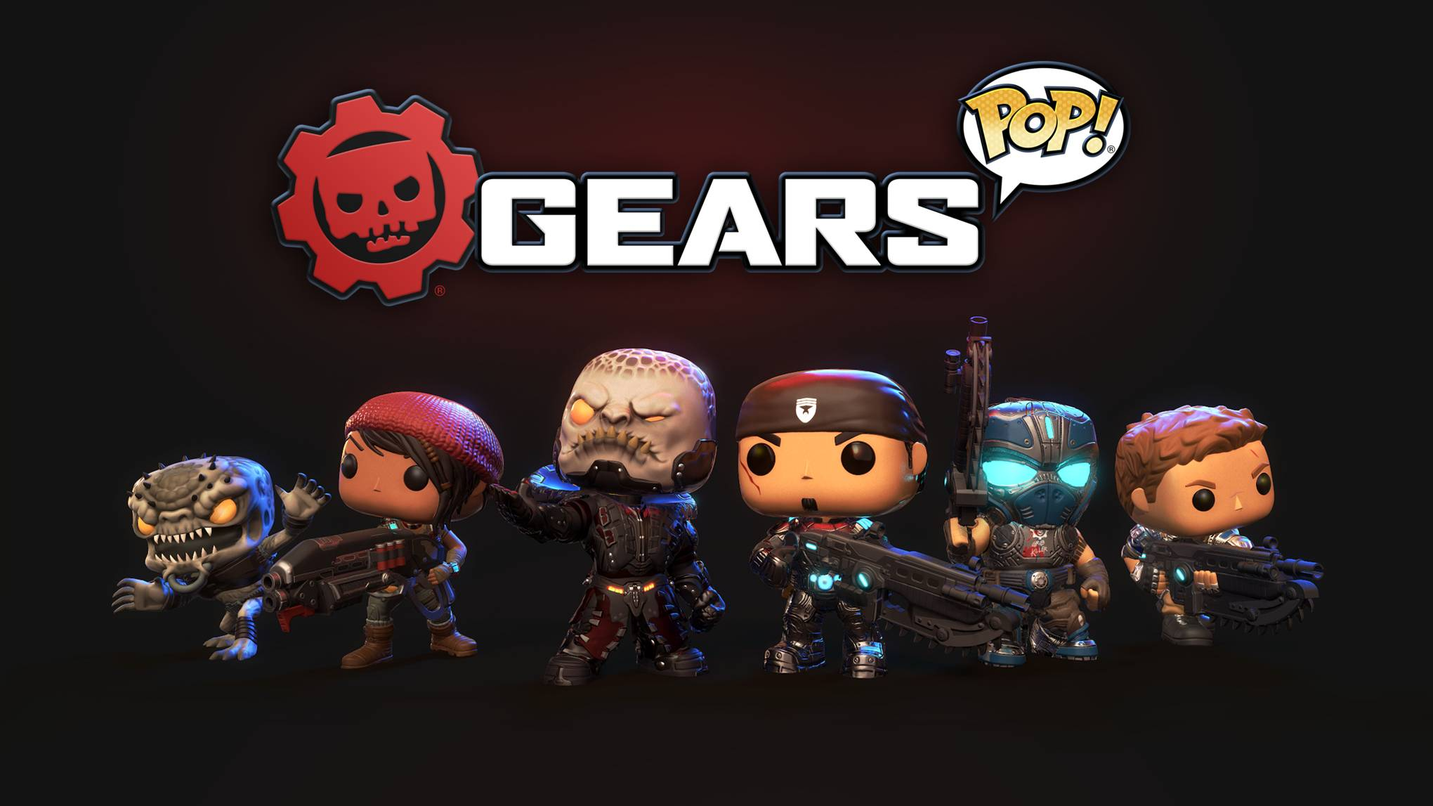 E3 2018 Microsoft Announces Gears Of War 5 Gears Tactics And Gears