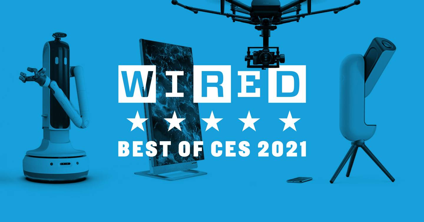 The best (and strangest) new gadgets from CES 2021