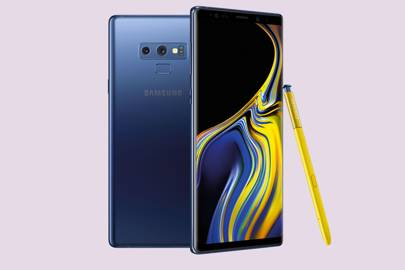 samsung note 9hd